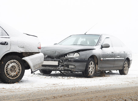 Ten Tips to Protect You Through Winter Driving Season