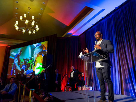 Evans Case Supports Von Miller's Foundation at Charity Event