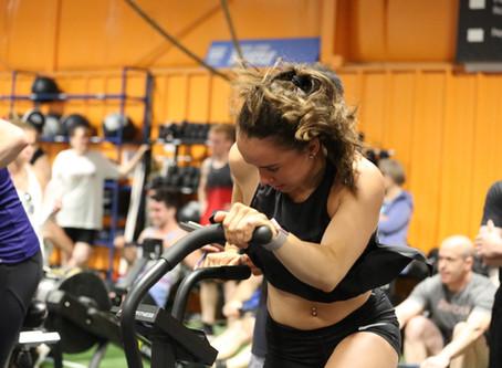 Katie the CrossFit Champion
