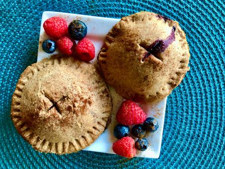 Mini Berry Hand Pies