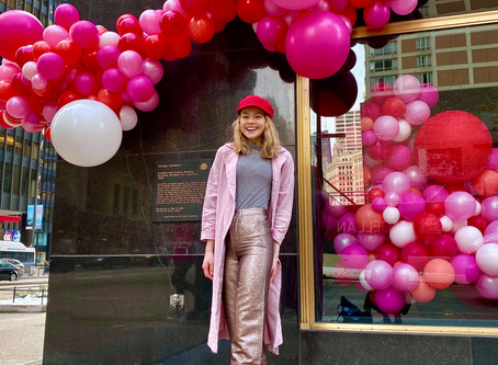 Pointe Studio Valentine's Day Collaboration