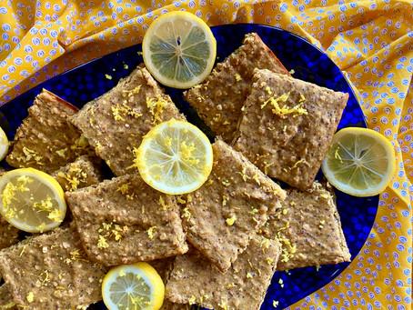 Lemon Poppyseed Sheet Pancakes