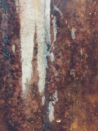 Texture art (rust)