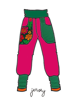 pantalon évolutif rosie