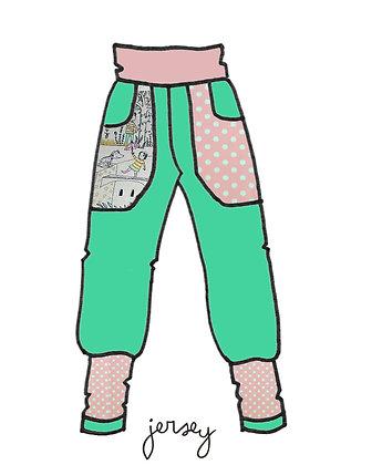 pantalon évolutif minty