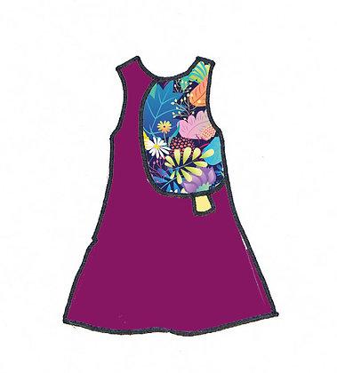 robe debardeur blooma