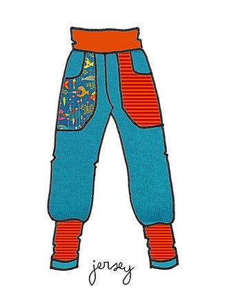 pantalon évolutif pichy