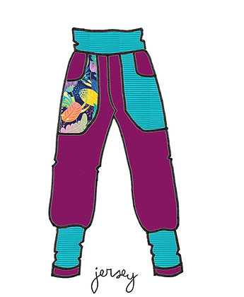 pantalon évolutif blooma