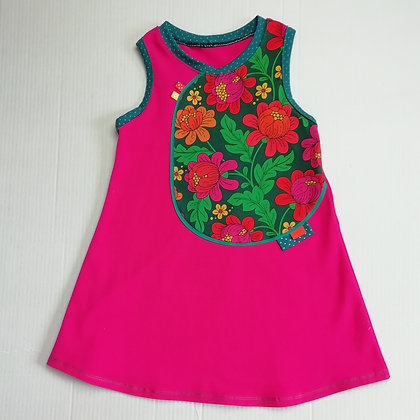 robe debardeur rosie