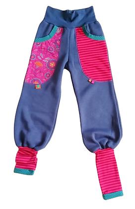 pantalon évolutif en maille