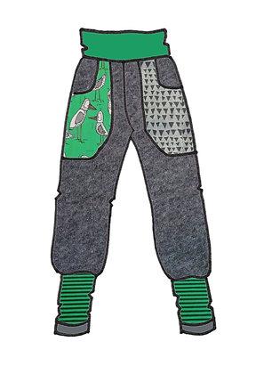 """pantalon évolutif """"piaf"""""""
