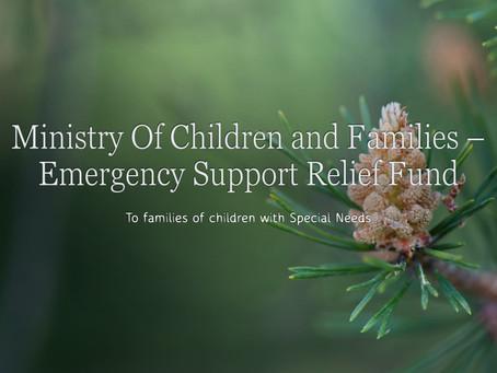 CYSN emergency funding