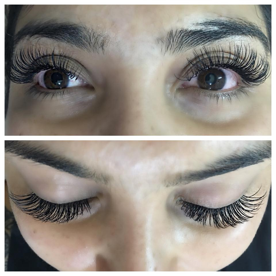 Deluxe Classic Extensions Eyelash Extensions North Lakes Lash