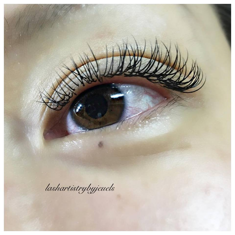 Classic Extensions 025mm Strand Eyelash Extensions North