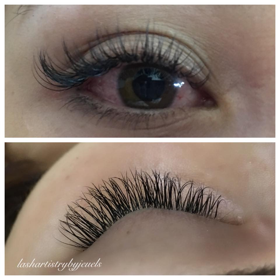 Classic Extensions 015mm Strand Eyelash Extensions North