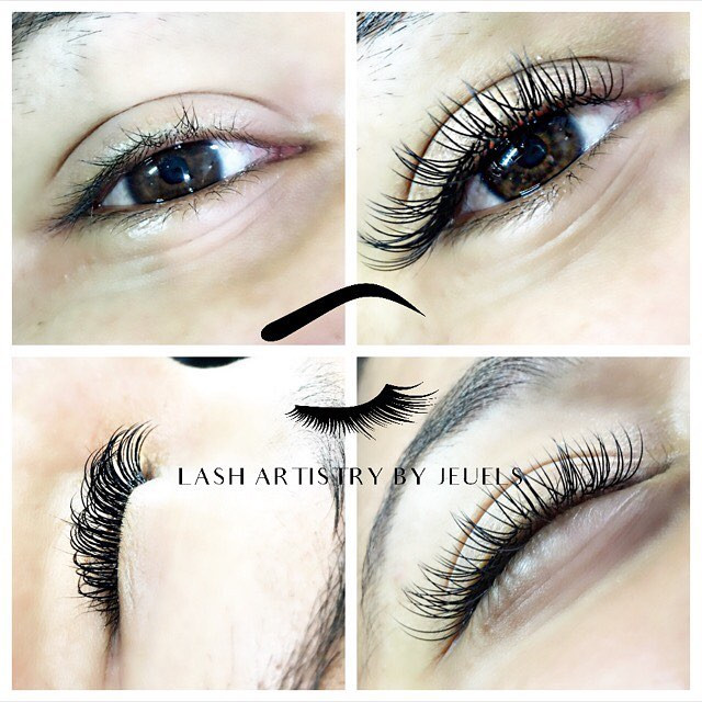 Classic Extensions 020mm Strand Eyelash Extensions North