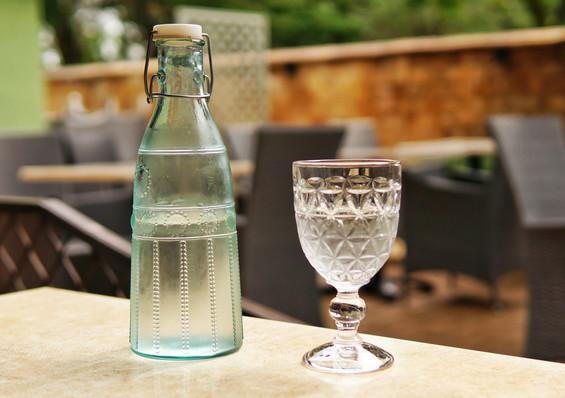 verre vintage