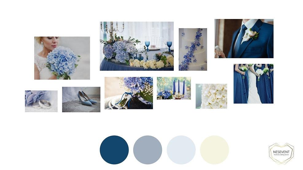 décoration mariage bleu horthensia.jpg