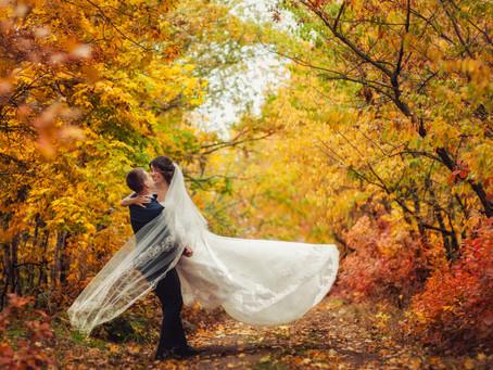 INSPIRATIONS DECORATION POUR UN MARIAGE D'AUTOMNE