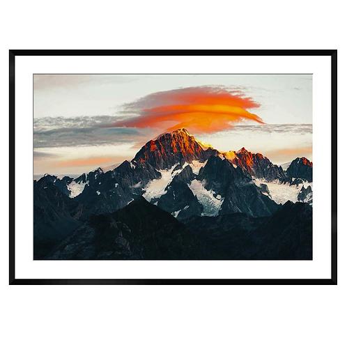 Encadrement - Fine Art : 90cm - 60cm