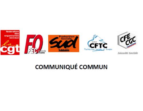 RPN Salaire du 15 Décembre 2020 : communiqué commun CGT, FO, CFTC, CFE-CGC, SUD