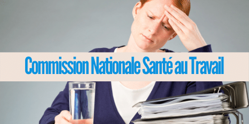 Commission Nationale Santé au Travail du 4 Décembre 2020