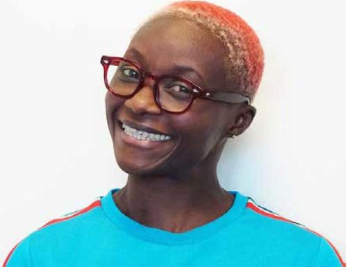 «Quand je fais quelque-chose, je ne le fais pas à moitié» Interview de Marie-Solange