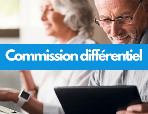 Commission différentiel du 8  Décembre 2020