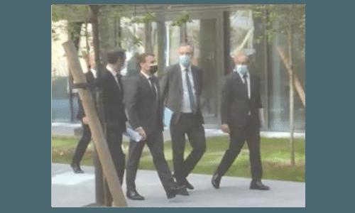 Retour sur les échanges entre la CFTC PSE et le cabinet du Président M. Macron