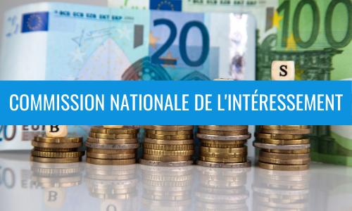 Commission Nationale de l'Intéressement du 13 avril 2021