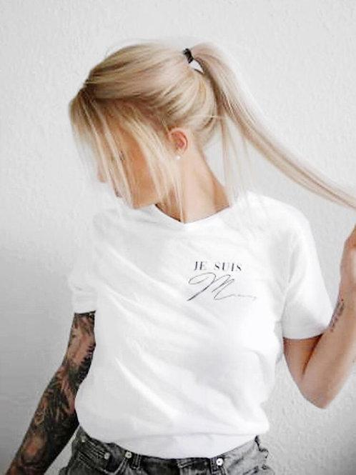 """T-Shirt """"Je suis Meowmy"""""""