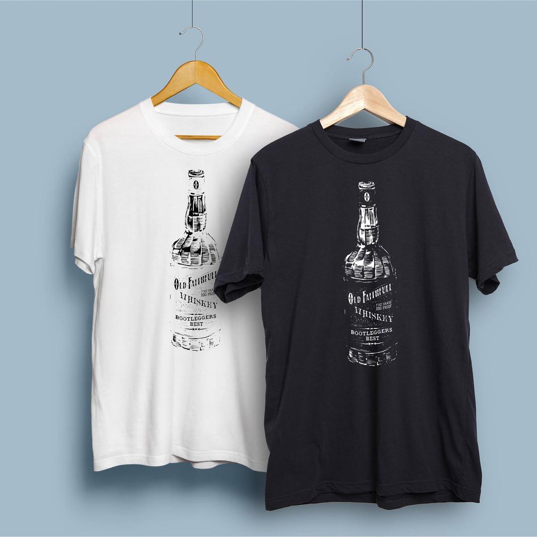 T-shirt graphics & prints