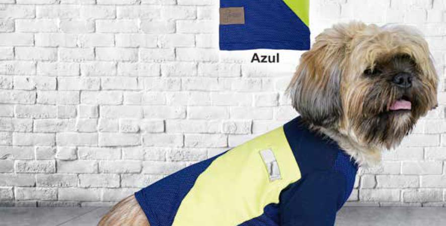 Playera modelo Kenoi Urban Dog®