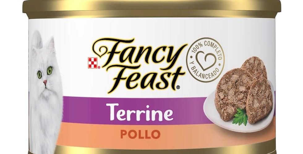 Fancy Feast Terrine