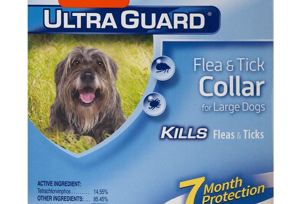Collar Hartz® UltraGuard™ 2 en 1 para perros grandes