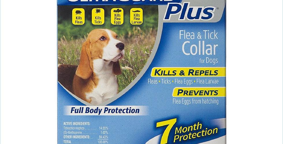 Collar Hartz® UltraGuard™ Plus 3 en 1 para perros