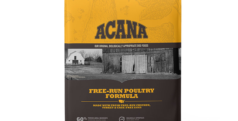 Free-Run Poultry