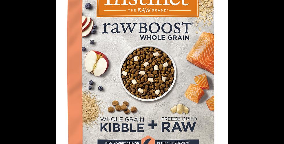 Instinct® Raw Boost® de Salmón con Granos y Arroz Integral