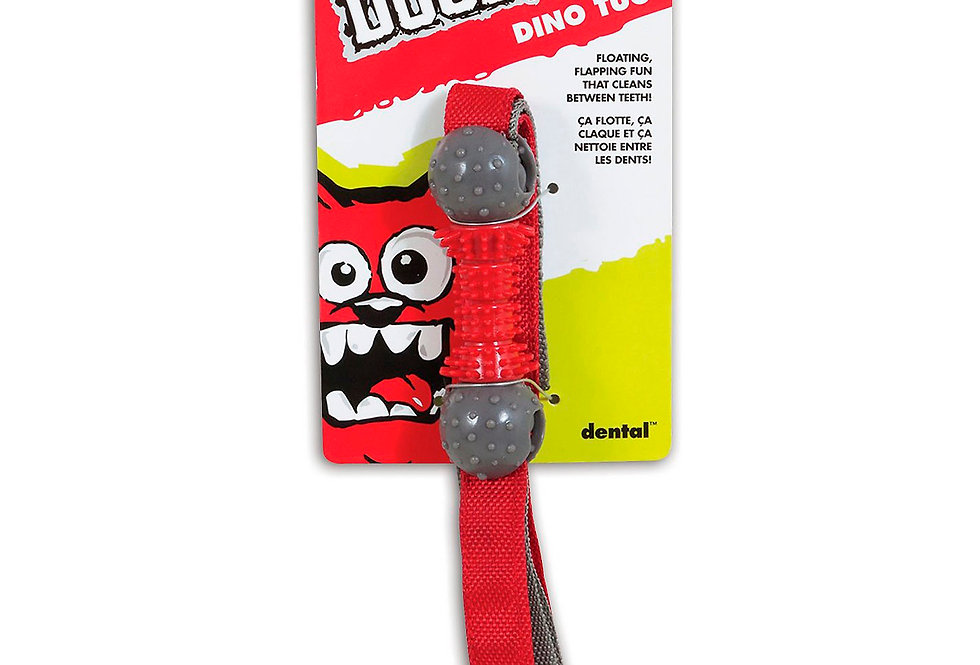 Juguete para perros Dino Tug Dogzilla®