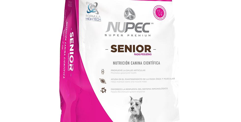 Nupec Senior Razas Pequeñas