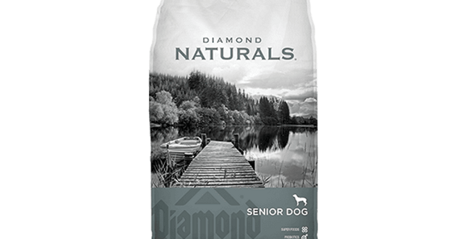 Diamond Naturals Senior Pollo, Huevo y Avena
