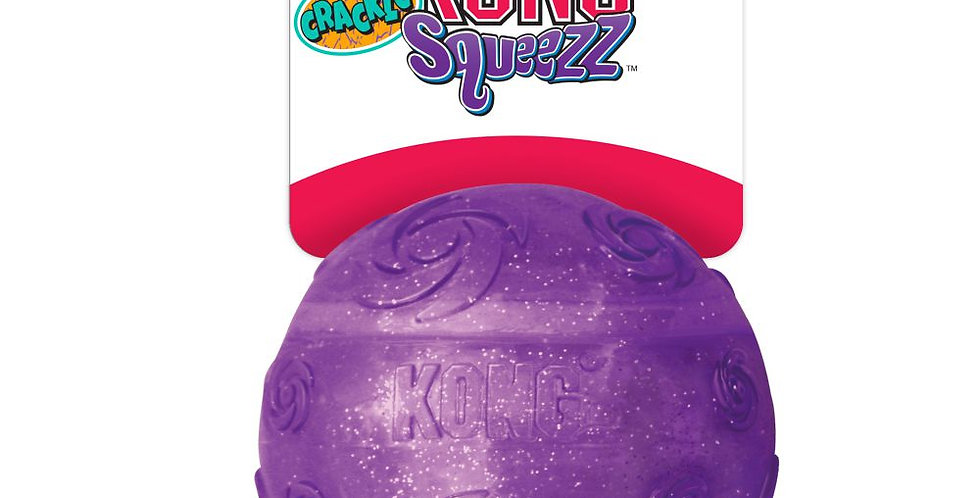 Squeezz® Crackle Ball