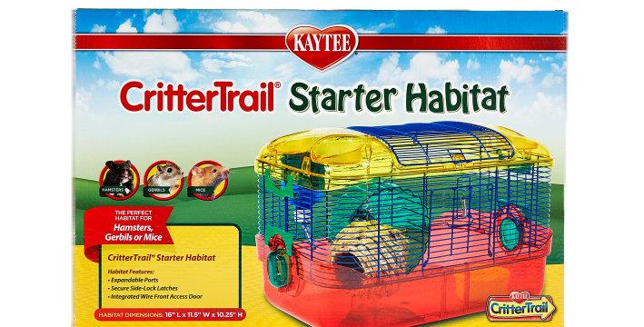 CritterTrail Starter Habitat by Kaytee®