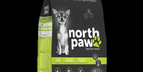 North Paw Grain Free Adulto Mordida Pequeña 2.72 kg