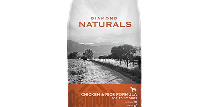 Diamond Naturals Pollo y Arroz Adulto