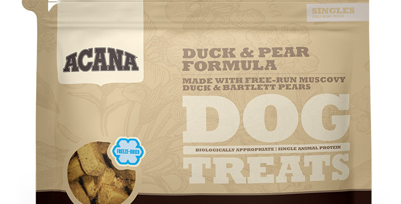 Duck & Pear Treats