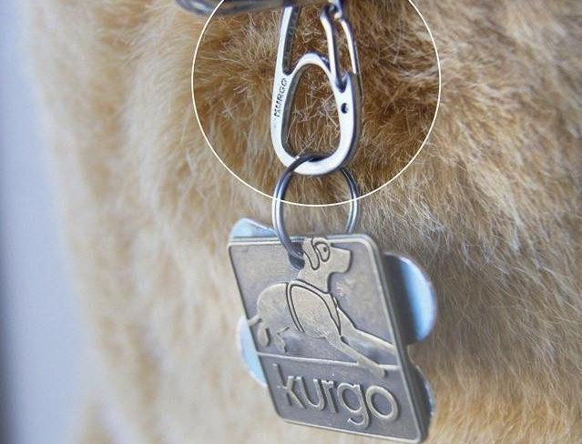Wander clip para placas de Kurgo®