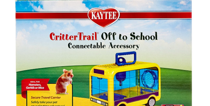 CritterTrail Off to School by Kaytee®