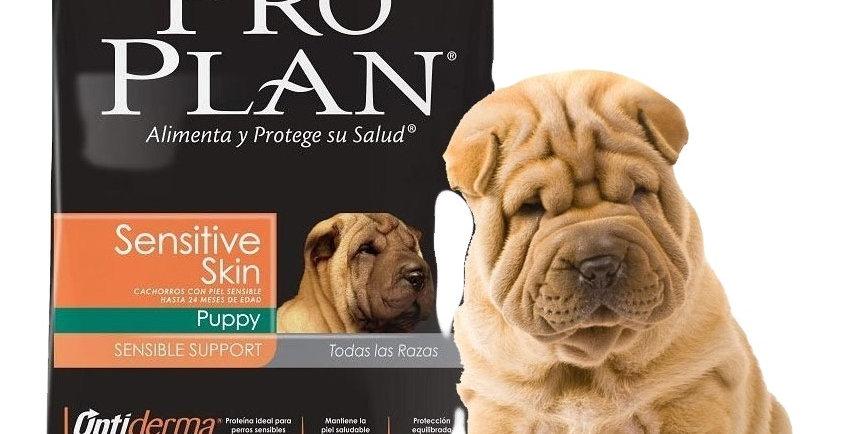 Pro Plan® Sensitive Skin Puppy Todas las razas