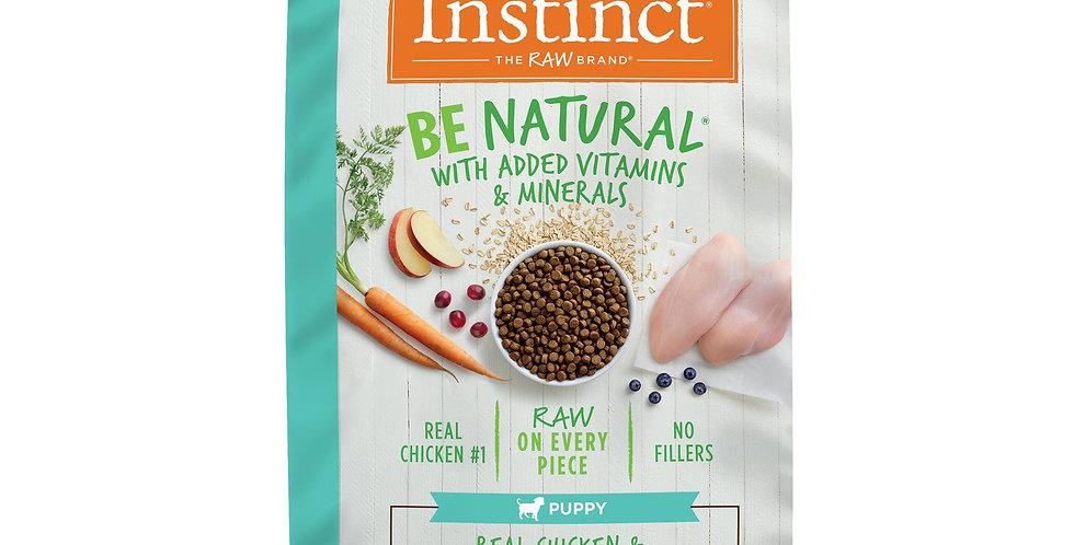 Instinct® Be Natural Pollo Cachorro